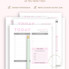 Daily Planner | Print On Demand | by Bo Paperly + Co. Studio